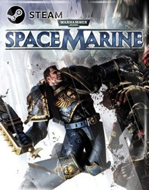 warhammer 40,000: space marine steam key [global]
