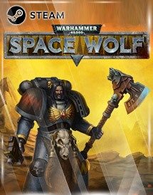 warhammer 40,000: space wolf steam key [global]