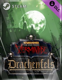 warhammer: end times - vermintide drachenfels dlc steam [global]