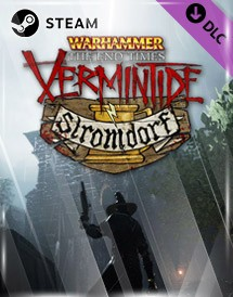 warhammer: end times - vermintide stromdorf dlc steam [global]
