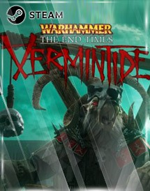 warhammer: the end times - vermintide steam key [global]