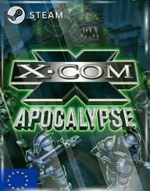 x-com: apocalypse steam key [eu]
