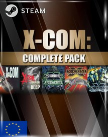 x-com: complete pack steam key [eu]