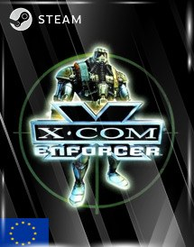 x-com: enforcer steam key [eu]