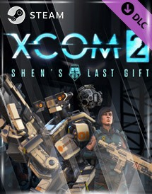 xcom 2 - shen's last gift dlc steam key [global]