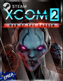 xcom 2: war of the chosen steam key [emea]