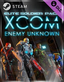 xcom: enemy unknown - elite soldier pack dlc steam [global]