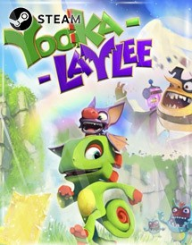 yooka-laylee steam key [global]