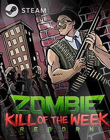 zombie kill of the week - reborn steam key [global]