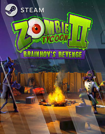 zombie tycoon 2: brainhov's revenge steam key [global]