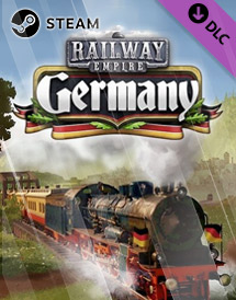 railway empire - germany dlc steam key [global]