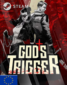 god's trigger steam key [eu]