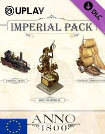 anno 1800 - the imperial pack dlc uplay [eu]