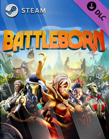 battleborn firstborn pack dlc steam key [global]