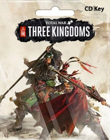 total war: three kingdoms steam key [pc]