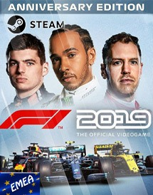 f1 2019 anniversary edition steam key [emea]
