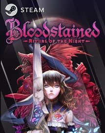 bloodstained: ritual of the night steam key [global]