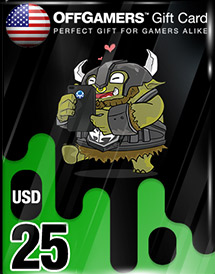 offgamers usd25 gift card us