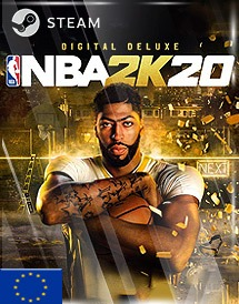 nba 2k20 digital deluxe edition steam key [eu]
