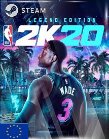nba 2k20 digital legend edition steam key [eu]