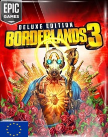 borderlands 3 deluxe edition epic store key [eu]