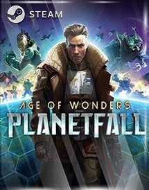 age of wonders: planetfall steam key [global]