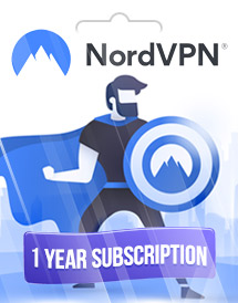 nordvpn 1 year subscription global