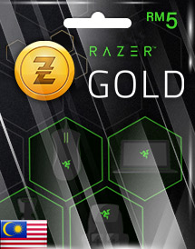Cheap Razer Gold RM5 (MY) - OffGamers Online Game Store