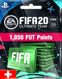 fifa 20 1,050 fut points ps4 ch switzerland