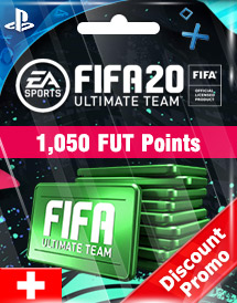 fifa 20 1,050 fut points ps4 ch switzerland discount promo
