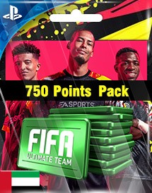 fifa 20 750 points pack ps4 ae