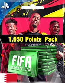 fifa 20 1,050 points pack ps4 bh