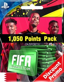 fifa 20 1,050 points pack ps4 bh discount promo