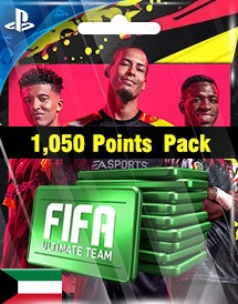 fifa 20 1,050 points pack ps4 kw