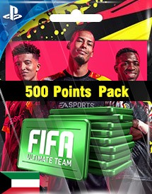 fifa 20 500 points pack ps4 kw