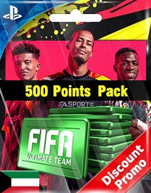 fifa 20 500 points pack ps4 kw discount promo