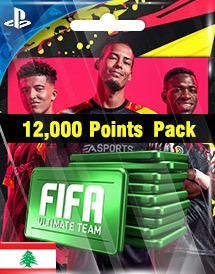 fifa 20 12,000 points pack ps4 le