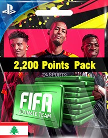 fifa 20 2,200 points pack ps4 le