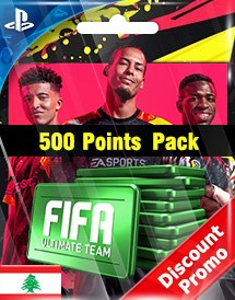 fifa 20 500 points pack ps4 le discount promo