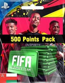 fifa 20 500 points pack ps4 om