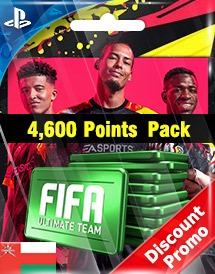 fifa 20 4,600 points pack ps4 om discount promo
