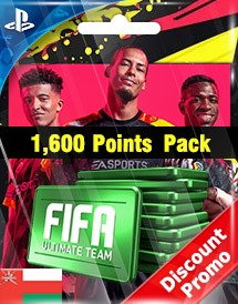 fifa 20 1,600 points pack ps4 om discount promo