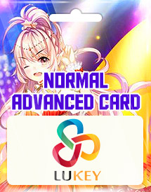 dancing love normal advanced card global