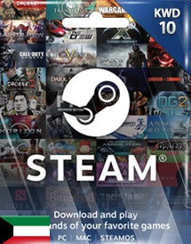 steam wallet code kwd10 kw