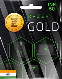 razer gold inr50 in