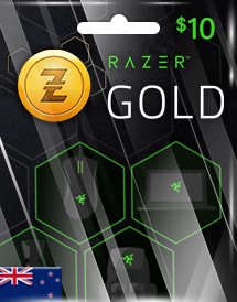 razer gold nzd10 nz