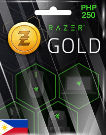 razer gold php250 ph
