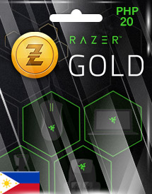 razer gold php20 ph