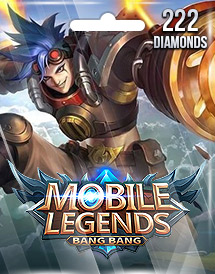mobile legends: bang bang 222 diamonds mobile