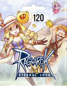 ragnarok m: eternal love 120 big cat coin gravity